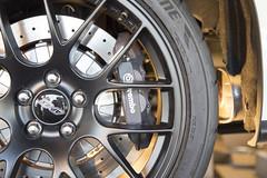 GT350 Test Fitment (ApexRaceParts) Tags: 19inch ec7 brake clearance caliper