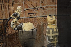 Tutankamón 013 (on_toi?) Tags: rey faraón egipto sarcófago momias momificacón museo tumba tutankamón