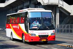 HM Transport, Inc. - A-907 (Blackrose917_0051 - [INACTIVE ACCOUNT]) Tags: philbes philippine bus enthusiasts society hm transport a907 almazora motors city star daewoobus bf106 doosan daewoo de08tis