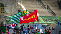 2017.04.15 #TaxMarch Washington, DC USA 02350 (tedeytan) Tags: pennsylvaniaavenue resistance taxmarch taxmarchdc taxmarcdc trumpchicken trumpinternationalhotel donaldtrump protest uscapitol washington dc unitedstates geo:city=washington exif:aperture=ƒ71 camera:make=sony exif:make=sony exif:model=ilce6300 geo:state=dc geo:country=unitedstates camera:model=ilce6300 exif:isospeed=100 exif:lens=e18200mmf3563 exif:focallength=200mm