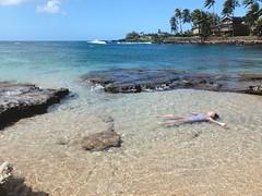 Floating (bOw_phOto) Tags: olympus tough tg860 kauai