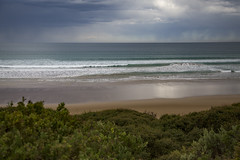 Great Ocean Road (Anna-Riitta O) Tags: greatoceanroad lorne ocean water beach landscape storm climate clouds weather
