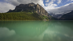 Louise Reflection (Ken Krach Photography) Tags: lakelouise banffnationalpark