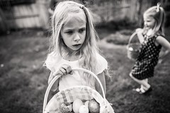 The end of the hunt. (aamith) Tags: easter blackandwhite portraits portrait sad bnw bw 24mm sigmaart sigma