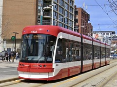 Toronto Transit Commission 4432 (YT | transport photography) Tags: ttc toronto transit commission bombardier flexity outlook streetcar