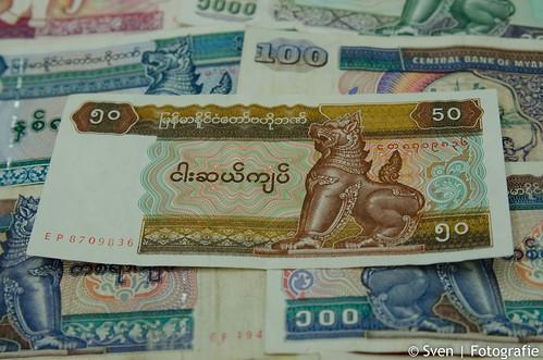 Myanmar notes