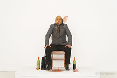 Performance... (guysamsonphoto) Tags: grave artist performance artiste nikond600 guysamson nikon2485vr mayimbjosmigueldazprez