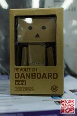 Danboard in a box (Gabbo The Fox (gabbo13)) Tags: colombia bogot sofa 2014 corferias convencin revoltech danboard salndelocioylafantasa