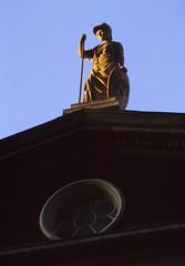 Royal Society of Arts, Adelphi, London, 2010. (david.secombe) Tags: streetphotography adelphi filmphotography londonsights royalsocietyofarts londonstreetphotography adamst strandlondon adambrothers londonadelphi adelphilondon thelondoncolumn davidsecombephotographer
