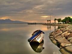 Boat (Metin Canbalaban) Tags: voyage trip travel boat trkiye sandal kayk turkie turkry metincanbalaban