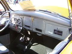Studebaker Champ with hemi engine (classicfordz) Tags: studebaker 1956 dashboard champ