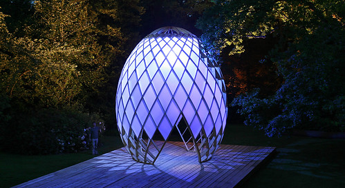 "Egg @ Private garden, Hoeilaart 2006<br /><span style=""font-size:0.8em;"">Picture taken by Fabrice Dermience et Xavier Istasse</span> • <a style=""font-size:0.8em;"" href=""https://www.flickr.com/photos/89852662@N02/15045629174/"" target=""_blank"">View on Flickr</a>"