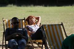 L'été dans le parc des Coteaux