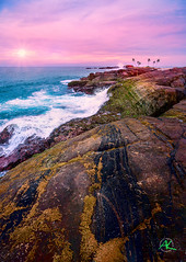 Red Rocks On The Beach (Andreas Krappweis - thanks for 2,5 million views!) Tags: ocean sunset sea beach rocks waves srilanka cz flick crashing hikkaduwa carlzeiss dodanduwa sal1635z cz1635 andreaskrappweis carlzeissvariosonnart281635mm