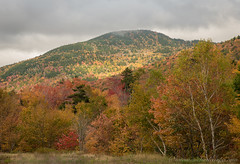 Carter Mountain (maine_mike) Tags: autumn mountain fall landscape scenic newhampshire whitemountains september 2014