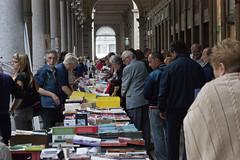 Torino  Portici di Carta (Leandro.C) Tags: torino libro persone portici manifestazione bancarelle folla