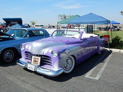 Custom Chrysler (Bob the Real Deal) Tags: flames oldschool fresno chrysler custom the50s 1947chrysler hotrodsfresno rodsonthebluff hotrodcoalition