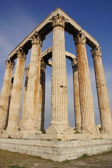 Temple of Olympian Zeus (Nick_Leonard) Tags: travel europe athens greece westerneurope 2014