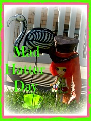 Going Mad on Mad Hatter's Day