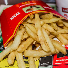 20141007_IMG_3416.jpg (danijeljw) Tags: food canon fastfood mcdonalds monopoly fries gross fatty yuck junkfood fattening wouldyoulikefrieswiththat 600d