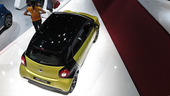 Smart ForFour (aerea)