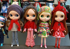 All the stock Blythes