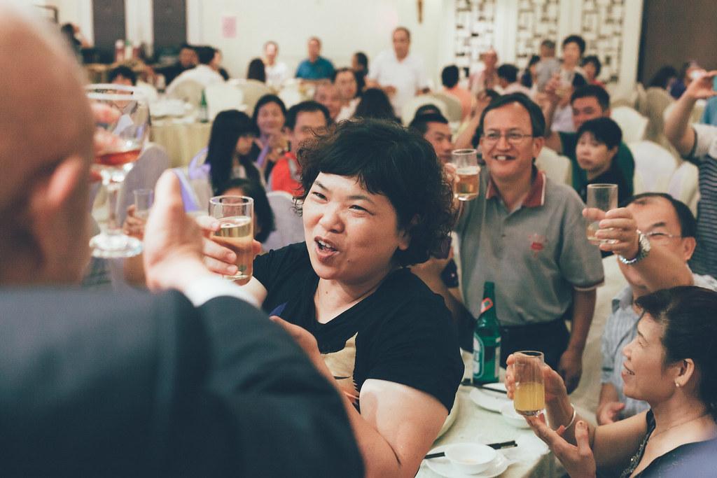 《結婚宴》錦淼 & 金草 婚禮攝影 / 東北角餐廳