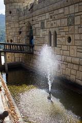 Moussa Castle entrance (amal MC) Tags: old lebanon mountains stone high fontaine shouf caslte