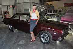 "1965 Chevelle Photo Shoot With Candace • <a style=""font-size:0.8em;"" href=""http://www.flickr.com/photos/85572005@N00/15319935549/"" target=""_blank"">View on Flickr</a>"