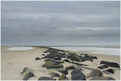 zeewering (7D022077) (Hetwie) Tags: beach nature strand waddenzee landscape see wadden waddeneiland natuur ameland friesland landschap eiland zeewering