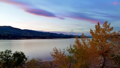 a_horsetooth res fall sunset1