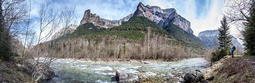 Panorama natural