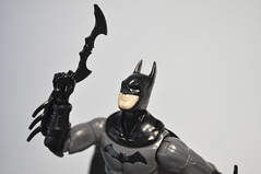 Bat-A-Rang (skipthefrogman) Tags: fun toy action figure batman kit bandai spru sprukits