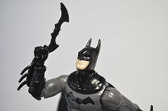 Bat-A-Rang (skipthefrogman) Tags: fun toy action figure batman kit bandai spru sprukits
