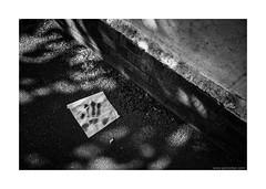 the evidence (jrockar) Tags: street city light shadow people urban blackandwhite bw london contrast 35mm lens photography prime mono fuji shot candid streetphotography documentary snap human madness instant moment evidence handprint ordinary decisive ordinarymadness x100s