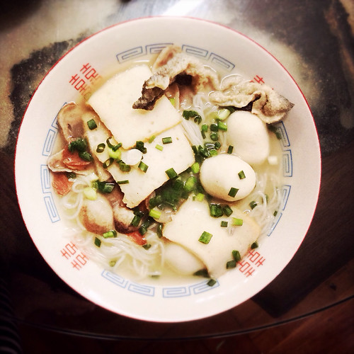 Fish ball soup rice noodles chinese recipes at fish ball soup rice noodles forumfinder Choice Image