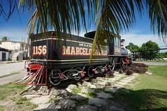 Museo del Vapor - Barrio Marcelo Salado, Caibarin (lezumbalaberenjena) Tags: steam locomotive marcelo vapor locomotora salado caibarien caibarin