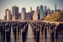 (GoodApollo_66) Tags: nyc newyorkcity longexposure skyline brooklyn 70d 10stopfilter