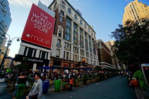Macy's NY