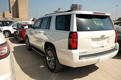 CHEVROLET TAHOE LTZ (mb.560600.kuwait) Tags: new chevrolet gm tahoe kuwait 2015 ltz mb560600