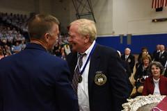 Class of 1964 Medallion Ceremony (USCGA Alumni Association) Tags: ceremony ct medallion newlondon 50 fifty 2014 uscgacademy