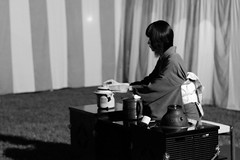 The way of Tea (Yuta Ohashi LTX) Tags: bw white black monochrome japan lens japanese prime lights nikon shadows tea f14 traditional voigtlander ceremony culture sl 日本 fixed 58mm ll nokton ibaraki 光 和 影 focal 伝統 モノクロ 白黒 d90 茶道 茨城 5814 ニコン フォクトレンダー nikond90 単焦点 野点 ノクトン focallens nokton5814slll