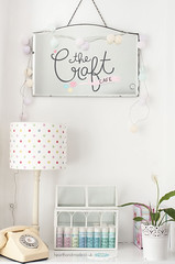 Ping Pong lighs_18 (hearthandmade_uk) Tags: lighting party lights diy cafe handmade decoration craft decor tutorial polkadot homewares