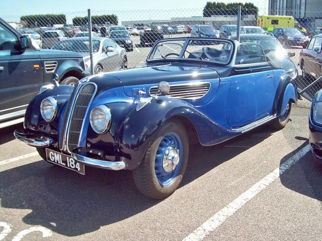 1930s german bmw british frazernash worldcars