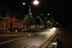 Street by night in Koper (bferi) Tags: street trip night lights tour slovenia adriatic koper 2014