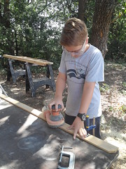Woodworking for Jr Convention
