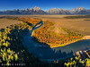 Overlooking the Overlook (James Neeley) Tags: grandtetons phantom tetons aerialphotography drone snakeriveroverlook jamesneeley