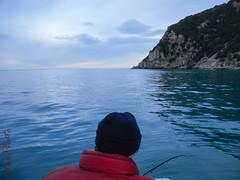 Alba invernale (maxphotography81) Tags: colors landscape nikon mare alba liguria inverno pesca s3000 sestrilevante
