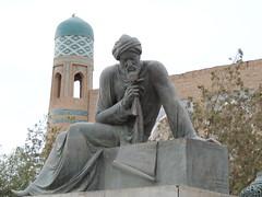 DSCN5427 (bentchristensen14) Tags: statue uzbekistan khiva ichonqala