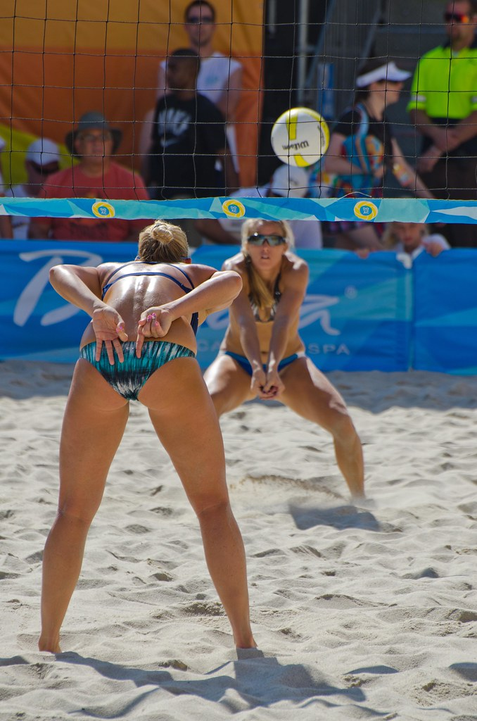 Atlantic City Beach Volleyball Tournament